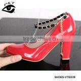 New Fashionable Handmade Chains Style and Shoe Decorations Type ornaments stone for sandal