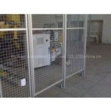 Aluminum Machine guard system