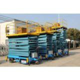 SJY 0.3 300 kg Manual Aerial Work Platform Scissor Lift