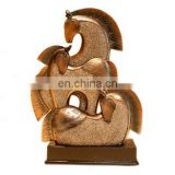 resin sculpture statue figurine horse home decor -tang dynasty