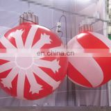 Christmas inflatable ball decoration