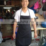 WD-1512-1 promotional apron with custom printing for sales promotion size 70x80cm
