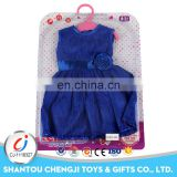 New style cheap fashion girl doll clothes for sale