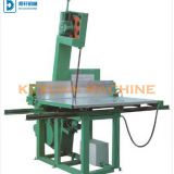 Sponge angle cutting machine