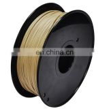 3D Printing Filament pla 1.75 wood filament with certificate SGS for 3d printer used