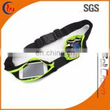 Polyester waterproof double running waist belt bag