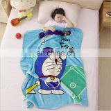100%polyester cheap korean fleece knitted custom soft printing blanket