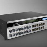 Frame type wi-fi controls multiscreen synchronous digital mixer