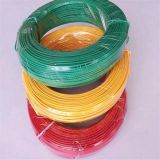 China factory direct supply hot sales high quality insulation flexible pvc coated gi iron wire(ISO9001)