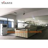 Decorative plate Elevator door Stainless steel etching and stripping machine
