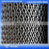 Aluminum Expanded Metal Mesh High Quality Expanded Metal Wire Mesh Fence Decorative Aluminum Expanded Metal Mesh Panels