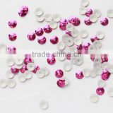 factory price rose 5mm sequins loose,loose sequins 5mm,5mm loose sequins bulk 2mm 3mm 4mm 6mm for evening dress