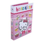"wholesale 2 ""O"" ring binder file for student"