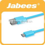 Jabees new arrival high quality tangle-free micro usb cable bulk