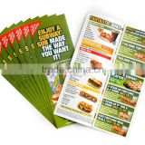 Gloss/Matt Art Paper Flyers Brochures Leaflets Printing                                                                         Quality Choice