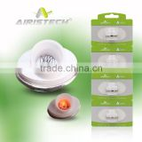 Wholesale e cigarette airistech wax atomizer full ceramic atomizer canadian distributors wanted