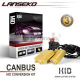 High power Headlight Type and 12V Voltage hid lights kits 35w/55w hid lighting xenon for all cars