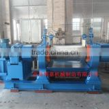China used rubber mixing mill series XK-450 two roll open mixing mill offered by Rubber Machine