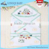 BB-MS-017 100% cotton material organic cotton baby muslin square towel