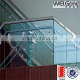 AS/NZS2208 factory laminated glass railing hardware