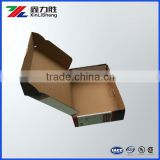 Customized colorful corrugated carton box, corrugated custom box printing, Hot design corrugated Shipping Box