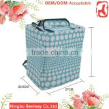 Hot and cold cooler bag for frozen food, backpack type Insulated beer Ice cooler bag
