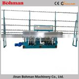 vertical glass straight line beveling machine/glass edging machine/glass processing machine