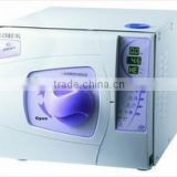 CE approved class B 18L dental hospital equipment autoclave sterilizer
