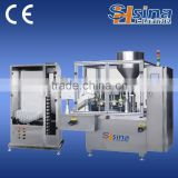 Electric Driven Type Full Automatic Plastic Tube Filling And Sealing Machine for Toothpaste