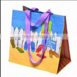 2014 New Product wool felt shopping bag