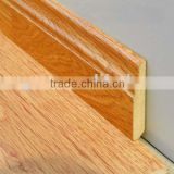Wall board / wallboard / base board / baseboard used for Laminated Flooring (XLZS90-1)