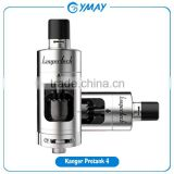 2016 Newest Kanger Protank 4 Evolved Tank with 5ml Capacity and RBA with Dual Clapton Coil