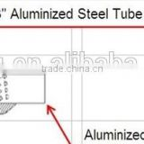 universal Y X pipe/Truck exhaust mandrel bend pipe