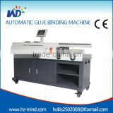 side gluing Electric 60mm A3 Perfect hot glue book binder binding machine                                                                                                         Supplier's Choice