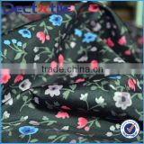 Shishi 100% polyester wholesale waterproof viscose printed fabric printed silk floral dress fabric rayon printed fabric