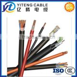 THHN THW THWN wire 18AWG 16AWG 14AWG 12AWG 10AWG 8AWG copper wire pvc insulated nylon jacket electric building wire