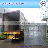 Quality guarantee sea bulk container liner for keeping fresh food
