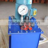 OCEPO 2015 latest rebar cold forging machine, steel bar cold forging machine, bar cold forging machine(HLY--32)