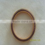 hydraulic TYS Type PTA Spring Energized PTFE Seal for Rod for excavator and/or breaker