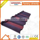 long span aluminium galvanized roof panel/heat proof terracotta roof tiles/Stone coated steel roof tile