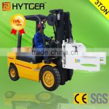China hytger brand forklift attachment bale clamps