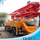 Concrete Boom Pumps Truck