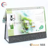 best table calendar design high quality print calendar