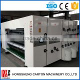 High Quality corrugated carton box flexo printing machine                                                                                         Most Popular