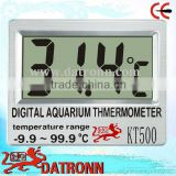 Digital aquarium and fish bowl thermometer KT500