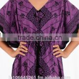 Stylish Kaftans Nighties Casual & formal Gowns / Girls wear cotton cambric ethnic printed evening wear womans dress