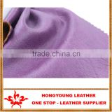 Professional supplier pu leather material for cosmetic bags ,chappal,coated glove.