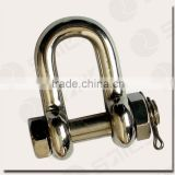 US Type Stainless Steel Shackle
