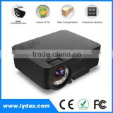 China Manufactorer 1080P HD Blue Ray Color Full Mini Proyector