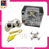 New Products for 2015 2.4g 6 axis rc toy headless mode nano cx-10a mini drone rc quadcopter